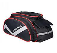 Недорогие -ROSWHEEL® Велосумка/бардачок 13LСумка на багажник велосипеда/Сумка на бока багажника велосипеда / СумкаВлагонепроницаемый /