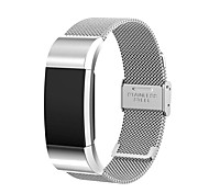 cheap -Fitbit Charge 2 Strap Band Replacement Stainless Steel Bracelet Strap Wristband for Fitbit Charge 2