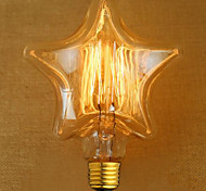 cheap -Edison Yellow Light Decoration Retro Tungsten Lamp Light Source(E27 40W)