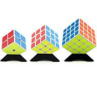 Кубик рубик YongJun Спидкуб 2*2*2 3*3*3 4*4*4 Скорость профессиональный уровень Кубики-головоломки Квадратный Новый год Рождество День