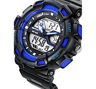 cheap -SANDA Couple's Smart Watch Sport Military Style Waterproof Sport Japanese Quartz Watches Shock  Relogio Digital Watch