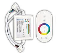 z®zdm 216W wireless RF toccando RBG ha condotto il regolatore della striscia con ricevitore (DC 12 ~ 24V) \ n