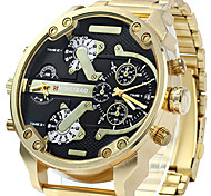 cheap -Men's Wrist Watch / Bracelet Watch / Military Watch / Sport Watch Calendar / date / day / Water Resistant / Water Proof / Creative /
