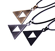 Men's Women's Pendant Necklaces Jewelry Alloy Unique Design Jewelry For Party Daily