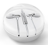cheap -MEIZU Meizu EP-31 In Ear Wired Headphones Aluminum Alloy Mobile Phone Earphone with Volume Control with Microphone Headset