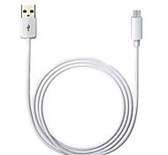 Недорогие -Micro USB 3.0 Адаптер USB-кабеля Компактность Кабель Назначение Samsung Huawei LG Nokia Lenovo Motorola Xiaomi HTC Sony 14*5*1 cm TPE