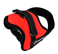 Dog Harness Adjustable / Retractable Breathable Soft Solid Nylon Mesh