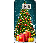For Samsung Galaxy S7 S7 Edge Christmas gifts TPU Soft Case Cover S6 Edge Plus