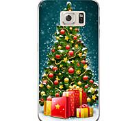 Для samsung galaxy s7 s7 край рождественские подарки tpu мягкий чехол чехол s6 край plus