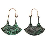 New Vintage Design Geometric Shape Earrings for Women