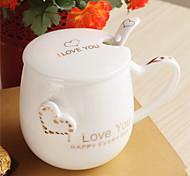 Tasses de Thé / Bouteilles d'Eau / Mugs à Café / Thé & Boissons 1 PC Céramique, -  Haute qualité