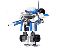 Action Figures & Stuffed Animals Building Blocks Toy Cars Toys Tank Fighter Robot Boys' Girls' Pieces
