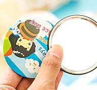 abordables -Espejo de maquillaje Alta calidad Tienda Moderno 1pc - Espejo accesorios de ducha