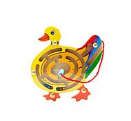 Обучающая игрушка Лабиринты и логические головоломки Лабиринт Игрушки Утка Новинки Мальчики Девочки 1 Куски