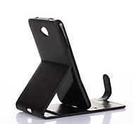 Недорогие -Кейс для Назначение Nokia Lumia 630 Nokia Lumia 640 Nokia Бумажник для карт со стендом Флип Магнитный Рельефный Чехол Мандала Твердый