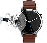 cheap -0.33mm Explosion Proof Anti Scratch Protective Film Screen Protector Tempered Glass for Moto 360 2nd(42mm)