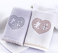 Fresh Style Hand Towel,Embroidery Superior Quality 100% Cotton Towel