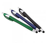 Недорогие -szkinston 3-в-1 новый стиль серии емкостный сенсорный экран стилусом ручка шариковая ручка емкости для iphone / Ipod / Ipad / Samsung и