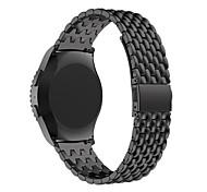 Edelstahl Metallersatz Smart Uhrenarmband Armband für klassische R732 R730 s2 Samsung-Gang