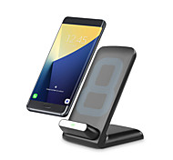 cheap -10w Qi Standard Vertical Fast Wireless Charger for iPhone X iPhone 8 Samsung Note 8 S9 Plus S8 Plus Or Other Built-in Qi Receiver Smart Phone