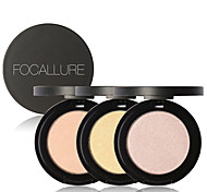 FOCALLURE 5 Colors Face Bronzer Highlighter Palette Cosmetic Beauty Care Makeup for Face
