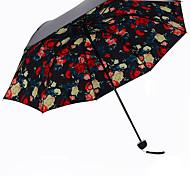 Sun Umbrella  Ultraviolet Proof Umbrella  Creative Princess Monolayer  Sun Shading Umbrella  Ultra Light Umbrella