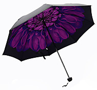 Фиолетовый Складные зонты Зонт от солнца Plastic Аксессуары на коляску