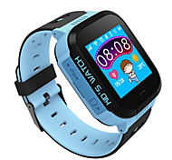 Health Eye Protection And Environmental Protection Low radiation With Flashlight Voice Chat GPS Positioning Children Smart Watches