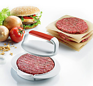 cheap -Hamburger Patties Patty Mold Pressure Hamburg Making Artifacts Kitchen Tools