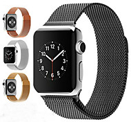 Ver Banda para Apple Watch Series 3 / 2 / 1 Correa de Muñeca Correa Milanesa