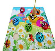 Магнитные игрушки Рыболовные игрушки 1 Куски Игрушки Дерево Милый Квадратный Рыбки Подарок