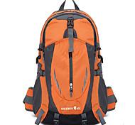 40 L Randonnée pack Etui pour portable Sac à dos Cyclisme Voyage Duffel sac à dosEscalade Sport de détente Camping & Randonnée Voyage