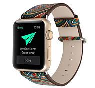 Cinturino per orologio  per Apple Watch Series 3 / 2 / 1 Apple Custodia con cinturino a strappo Chiusura classica