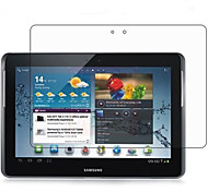 Недорогие -Защитная плёнка для экрана Samsung Galaxy для Tab 2 10.1 PET 1 ед. Защитная пленка для экрана Ультратонкий HD
