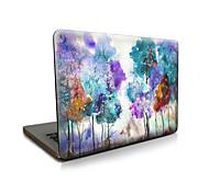 для Macbook Air 11 13 / pro13 15 / Pro с retina13 15 / macbook12 цвет дерева яблоко кейс для ноутбука