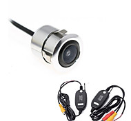 RenEPai® Wireless 120°HD Waterproof Night Vision Car Rear View Camera for 420 TV Lines NTSC / PAL 12V