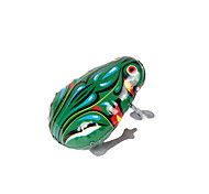 cheap -Wind-up Toy Toys Novelty Frog Iron Metal Vintage 1 Pieces Children's Boys' Girls' Birthday Children's Day Gift