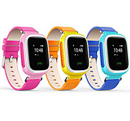 Kids' Sport Watch Dress Watch Smart Watch Fashion Watch Wrist watch Digital Altimeter Thermometer Chronograph Water Resistant / Water