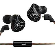 Нейтральный продукт ZST-TT Внутриканальные наушникиForМедиа-плеер/планшетный ПК Мобильный телефон КомпьютерWithС микрофоном DJ FM-радио