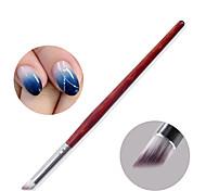 1шт фототерапии ногтей гель градиента yunran градиент кисть