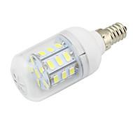 abordables -2W E14 Bombillas LED de Mazorca T 27 SMD 5730 150-200 lm Blanco Cálido Blanco Fresco K Decorativa V