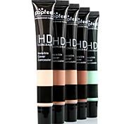 1 Pcs Concealer Invisible Cover Primer Concealer Cream Face Eye Make Foundation Contour Palette 5 Colors