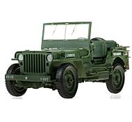 Недорогие -Игрушечные машинки Игрушки Военная техника Игрушки Выдвижной Колесница ABS пластик Металл Классический и неустаревающий Изысканный и