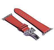 Ремешок для часов для Apple Watch Series 3 / 2 / 1 Apple Повязка на запястье Бабочка Пряжка