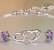 Chain Bracelet Fashion Costume Jewelry Sterling Silver Jewelry Jewelry For Gift