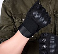 носимых нейлон черный унисекс охотничьи перчатки