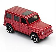 Недорогие -Гоночный автомобиль Игрушки 1:60 Металл Пластик Серебристый