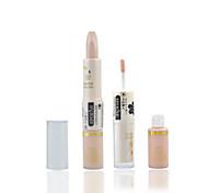 1Pcs Moisturizing Concealer and Block Defect  FLuid Concealer Pen Cover Freckles Black Rim Of The Eye Spots Blain Concealer Liquid