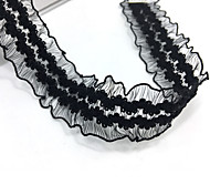 cheap -Choker Necklace  -  Lace Unique Design, Tattoo Style, Basic Black Necklace For Wedding, Party, Special Occasion