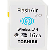 cheap -TOSHIBA 16GB Wifi SD Card memory card Class10 Flash air